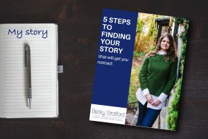 5 steps to finding your story